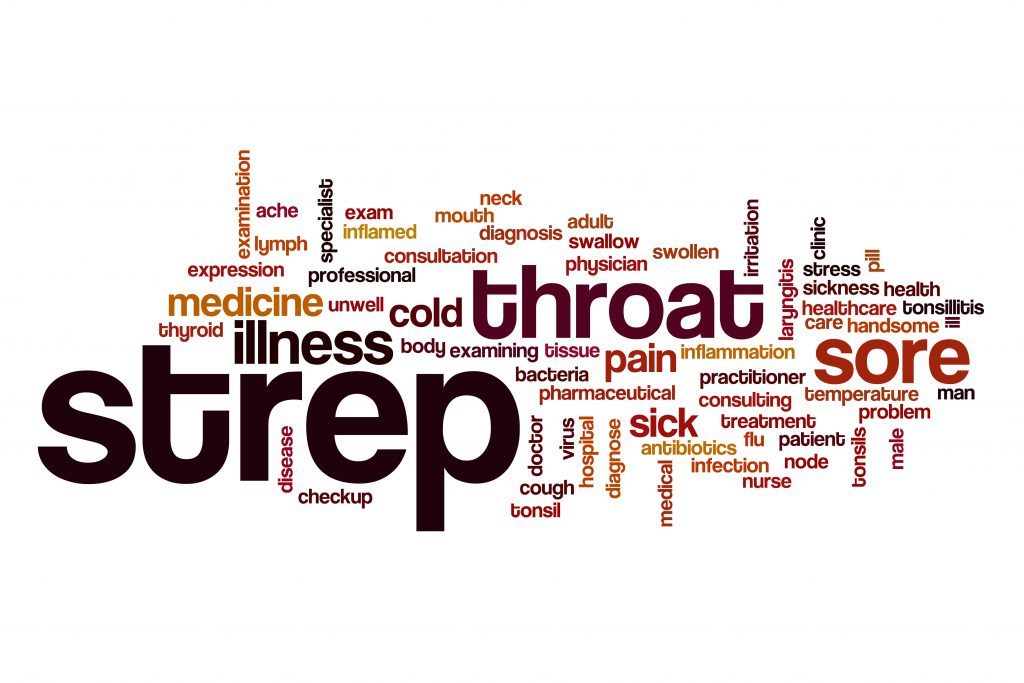 Strep throat – Signs, Symptoms, and Treatment